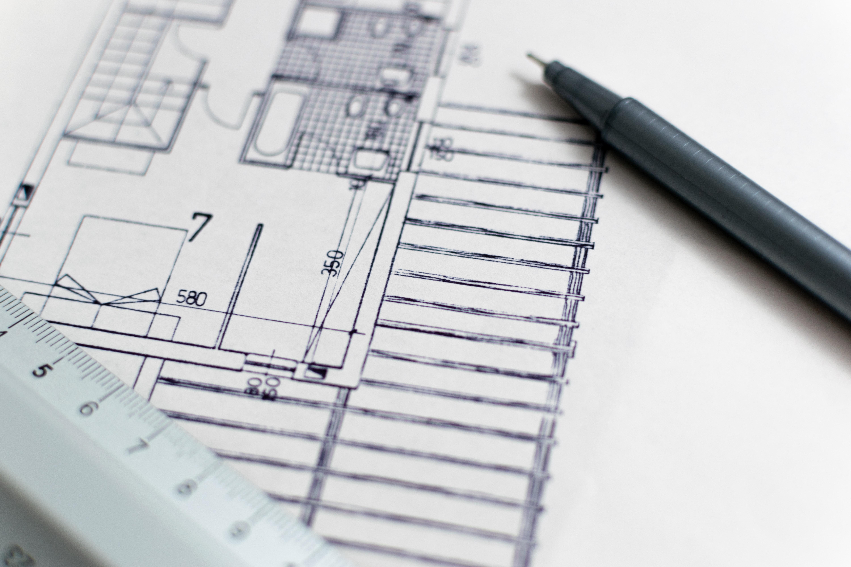 Céline Rigot architecte d'intérieur plan d'aménagement et vue en perspective 3D