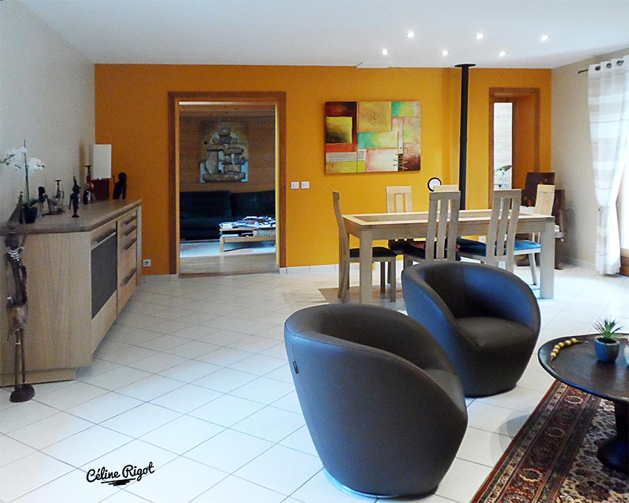 Céline Rigot architecte d'intérieur - décoration d'une maison